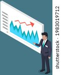 visualize with business... | Shutterstock .eps vector #1983019712