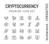 premium pack of cryptocurrency...