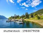 Beautiful Sunny Day In Lake...