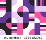 abstract vector geometric art... | Shutterstock .eps vector #1983102062