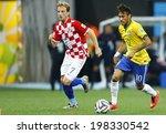 ������, ������: Neymar of Brazil &