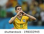 sao paulo  brazil   june 12 ... | Shutterstock . vector #198332945