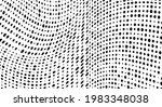 vector modern optical texture... | Shutterstock .eps vector #1983348038