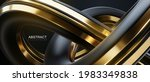 abstract background with black... | Shutterstock .eps vector #1983349838