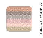 pop it square in delicate...   Shutterstock .eps vector #1983806195