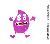 cartoon funny creature | Shutterstock . vector #198395402