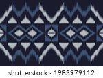 ikat geometric folklore...   Shutterstock .eps vector #1983979112