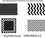 an optical illusion  also...   Shutterstock .eps vector #1983984215