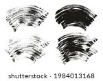 flat fan brush thick curved... | Shutterstock .eps vector #1984013168