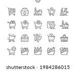 shopping cart. shop ... | Shutterstock .eps vector #1984286015