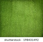 artificial grass wall.... | Shutterstock . vector #198431492