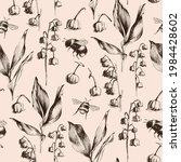 vector seamless pattern ... | Shutterstock .eps vector #1984428602