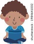 illustration of a kid boy...   Shutterstock .eps vector #1984641032