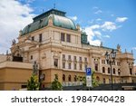 The Historical Building Of The...