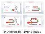 flu season landing page...   Shutterstock .eps vector #1984840388