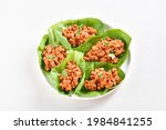 Thai Style Minced Meat Lettuce...