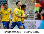 Постер, плакат: Neymar of Brazil No