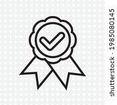 award icon in trendy flat style ...