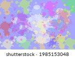 beautiful color texture... | Shutterstock .eps vector #1985153048