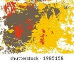 grunge frame and border series. | Shutterstock .eps vector #1985158