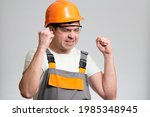 Funny Disgruntled Foreman In...