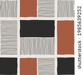 trendy minimalist seamless...   Shutterstock .eps vector #1985639252