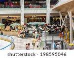 bucharest  romania   june 14 ... | Shutterstock . vector #198595046