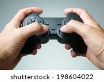 Video Game Console Controller...