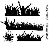 illustration of different... | Shutterstock .eps vector #198605342