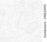 light topographic topo contour... | Shutterstock .eps vector #198623492