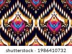 geometric ethnic oriental...   Shutterstock .eps vector #1986410732