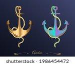 gold anchor  great design for... | Shutterstock .eps vector #1986454472