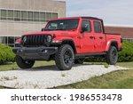 Kokomo   Circa June 2021  Jeep...