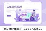 web site design web banner or...