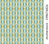 abstract pattern.seamless... | Shutterstock .eps vector #198676826