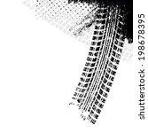 background with grunge black...   Shutterstock .eps vector #198678395