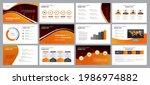 business presentation...   Shutterstock .eps vector #1986974882
