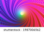 Color Poster  Ultraviolet And...