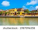 Hoi An Ancient Town Riverfront...