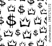 Black Ink Dollars And Crowns...