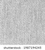 vector fabric texture.... | Shutterstock .eps vector #1987194245