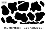 A Set Of Random Black Spots....