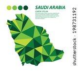 Saudi Arabia geometric concept design