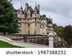 Usse Castle  France   September ...