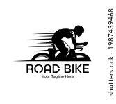 Minimalist Retro Bicycle  Road...