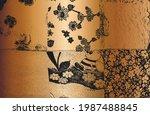 distress grunge vector texture...   Shutterstock .eps vector #1987488845