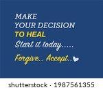 vector quote  make your...   Shutterstock .eps vector #1987561355
