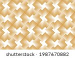 abstract geometric pattern with ...   Shutterstock .eps vector #1987670882