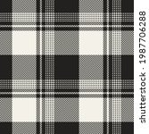 check plaid pattern ombre in...   Shutterstock .eps vector #1987706288
