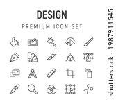 premium pack of design line...